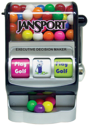 Executive Decision Jackpot Machine