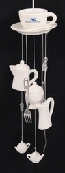 Teacup Wind Chime