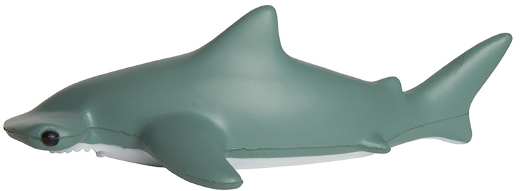 Hammerhead Shark Squeezies Stress Reliever