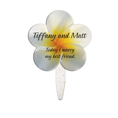 Daisy Flower Mini Seed Stick Fan