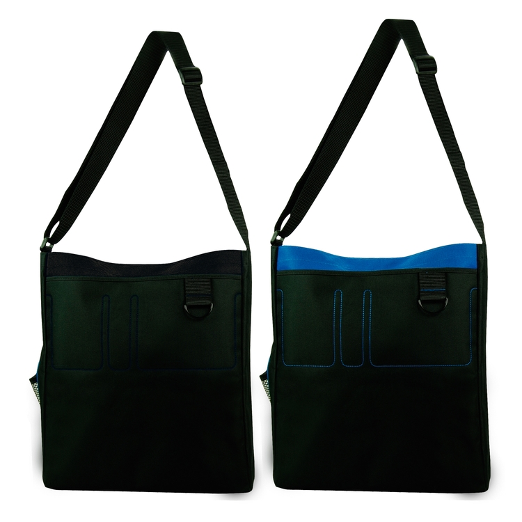 The Tradeshow Messenger Bag Tote