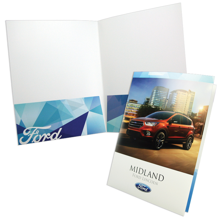 Process Savers - Economical Printed Folders