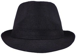 Fedora hat (add $1.00 with band)