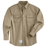 Carhartt 101572 Flame Resistant Snap Front Shirt