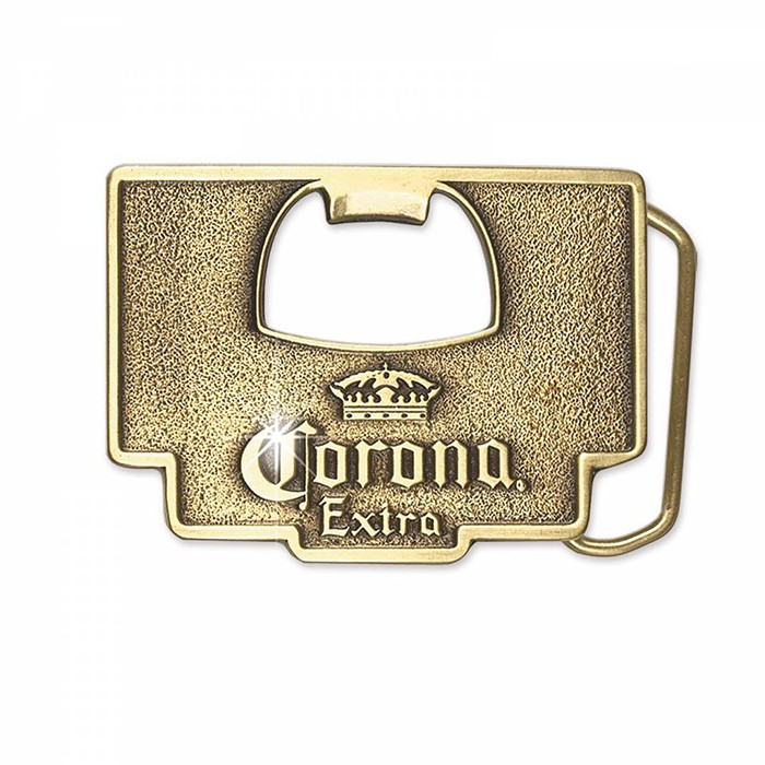 Belt Buckle Bottle Openers (2 x 3 in)