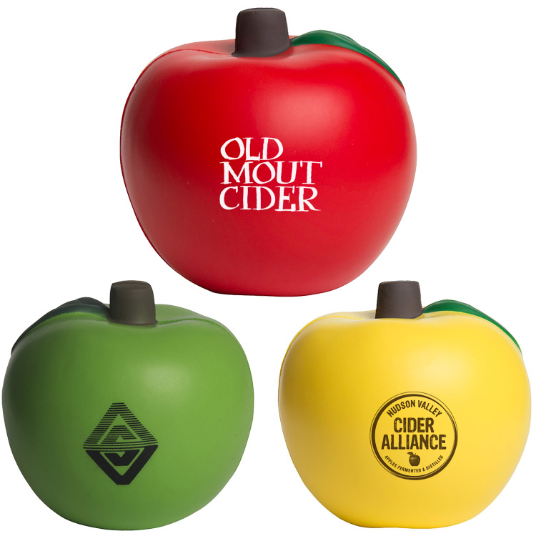 Apple Squeezies Stress Reliever