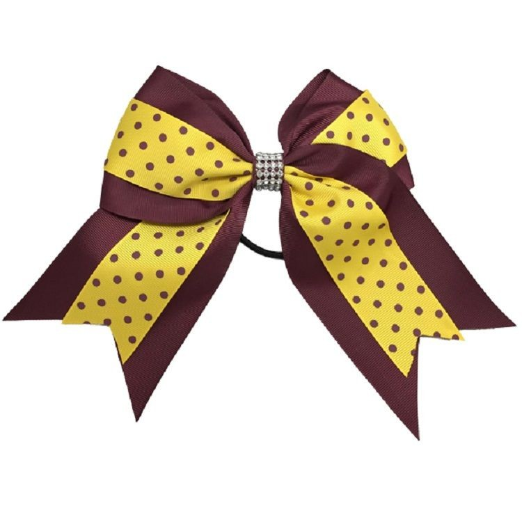 Hair Bow with Elastic Band