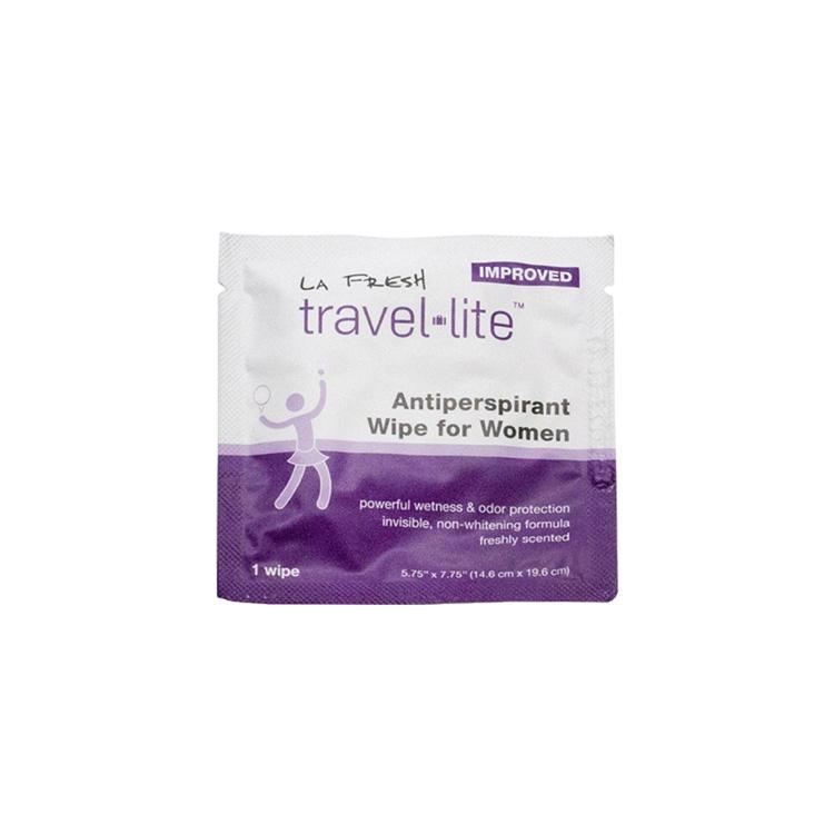 La Fresh Antiperspirant Wipe for Women