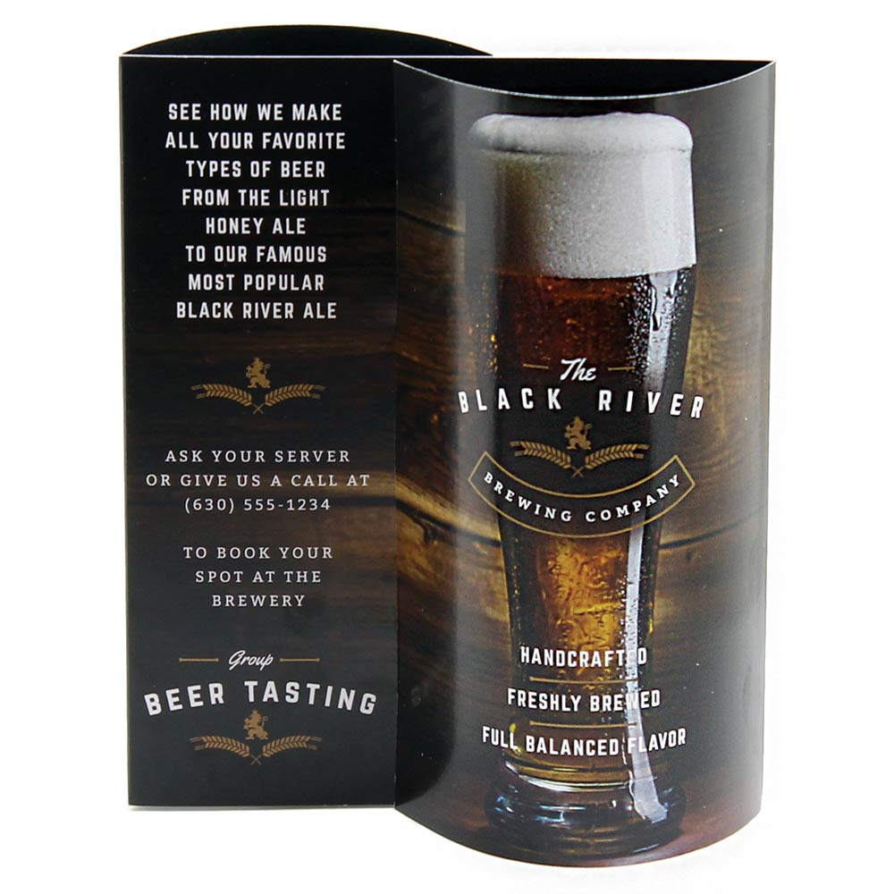 Brewery Table Tent