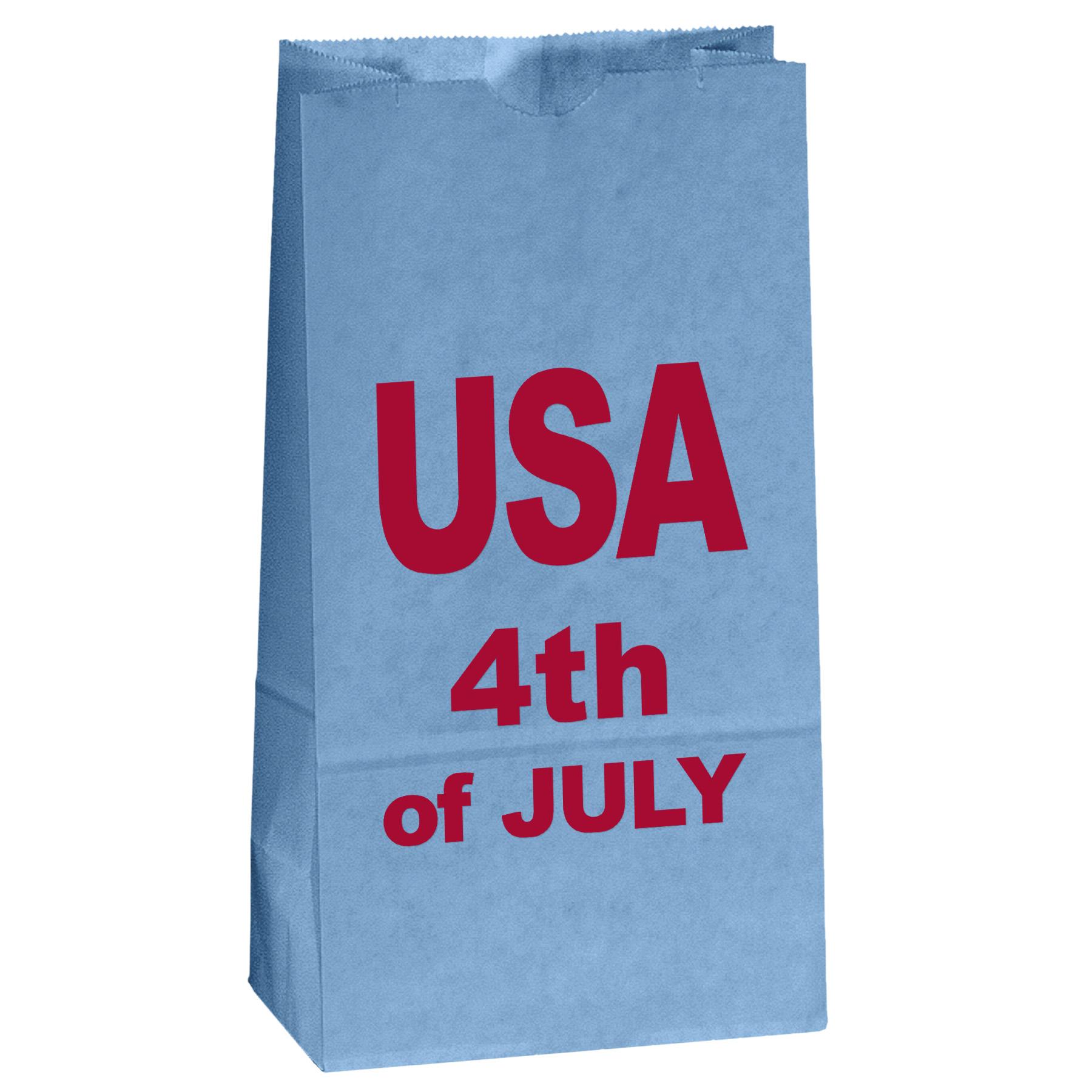 Popcorn Bag - Colored Bag (Brilliance- Matte Finish)