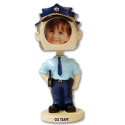 Policeman Bobble Heads