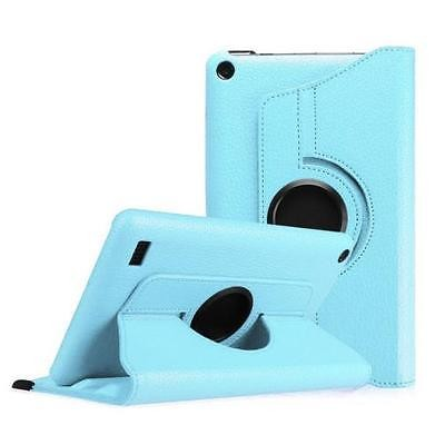 iBank® 360 Rotate Leatherette Case for Kindle Fire 5th Gen 7