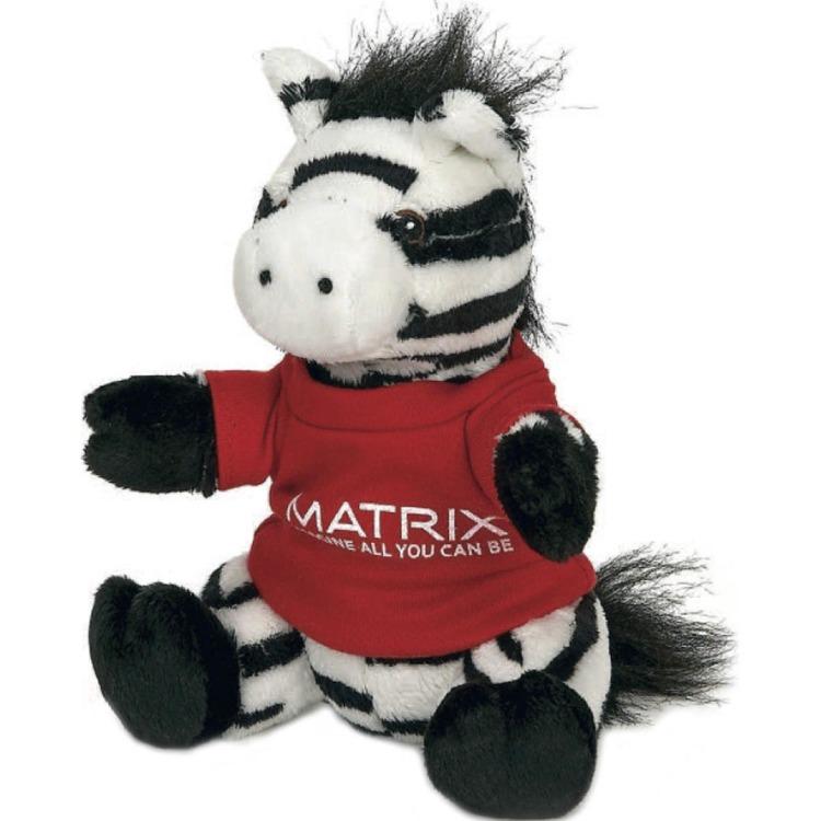7 Extra Soft Style Animal - Zebra