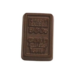 CHOCOLATE GOLD BRICK SMALL