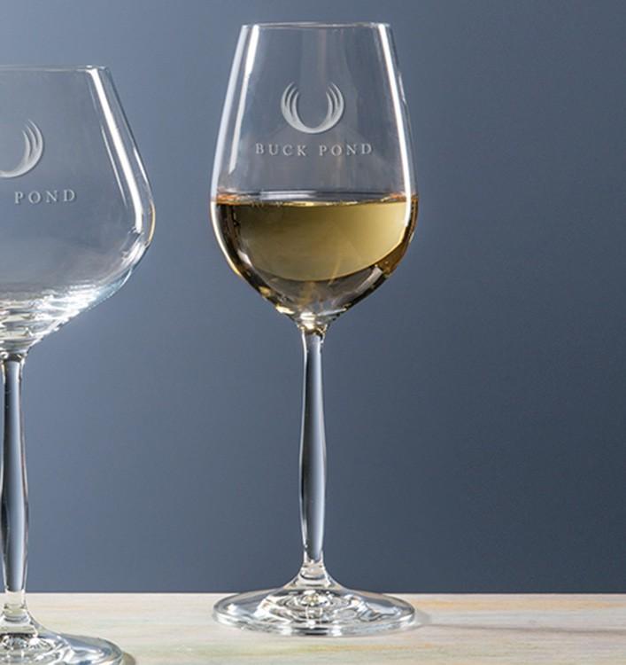 12 1/2 Oz. Elegance White Wine Glass (Set of 2)