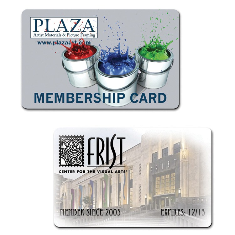 Full color wallet card 2 1/8\
