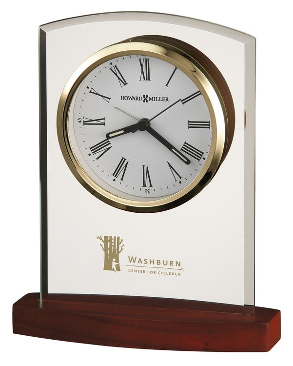Howard Miller Marcus tabletop clock