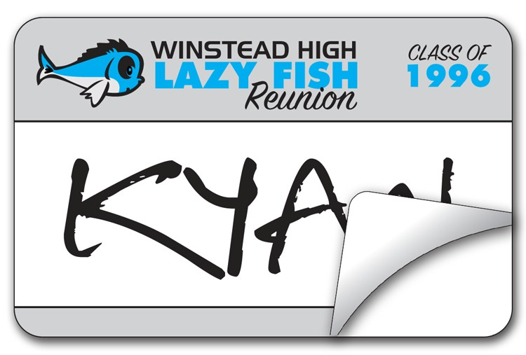 Sticker / Decal - UV-Coated Vinyl - 3.5x2.25 Rectangle Shape