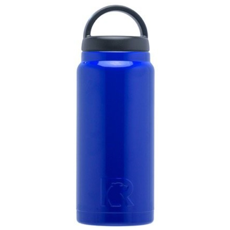 a0a8e06f2a RTIC 18oz Royal Blue Stainless Steel Bottle. # RS-18BRB-DC