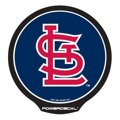 St. Louis Cardinals POWERDECAL