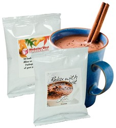 Hot Chocolate - White Packaging
