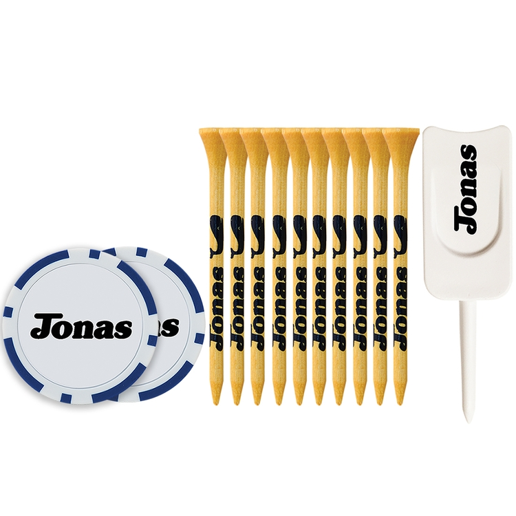 10 Bamboo Tees and Tools Pack