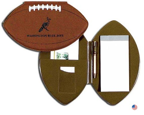 Real Feel Football Folder & Pad Holder