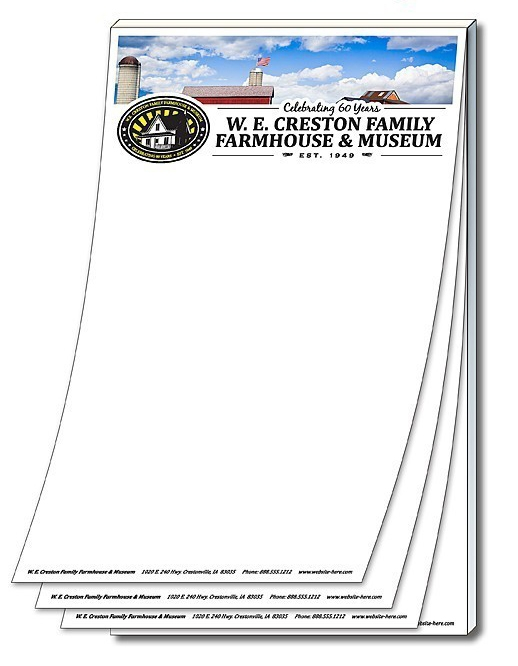 Sticky Notes 4 25x11 (50 Sheets)