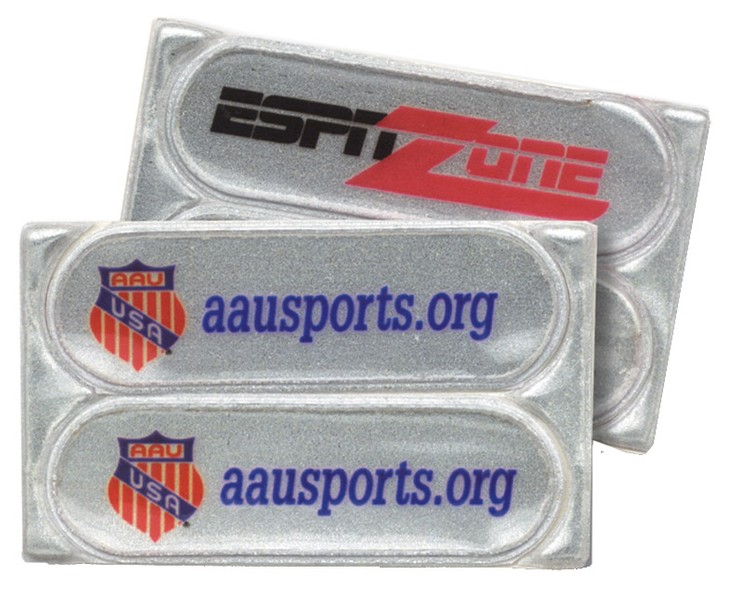 Britefoot Reflective Sneaker Stickers