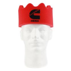 Crown Foam Hat
