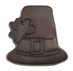 CHOCOLATE IRISH HAT