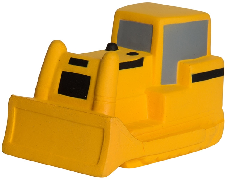 Bulldozer Squeezies Stress Reliever