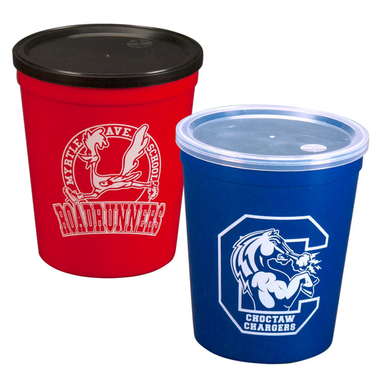 Stadium Cups - 16 oz. Smooth Stadium Cup