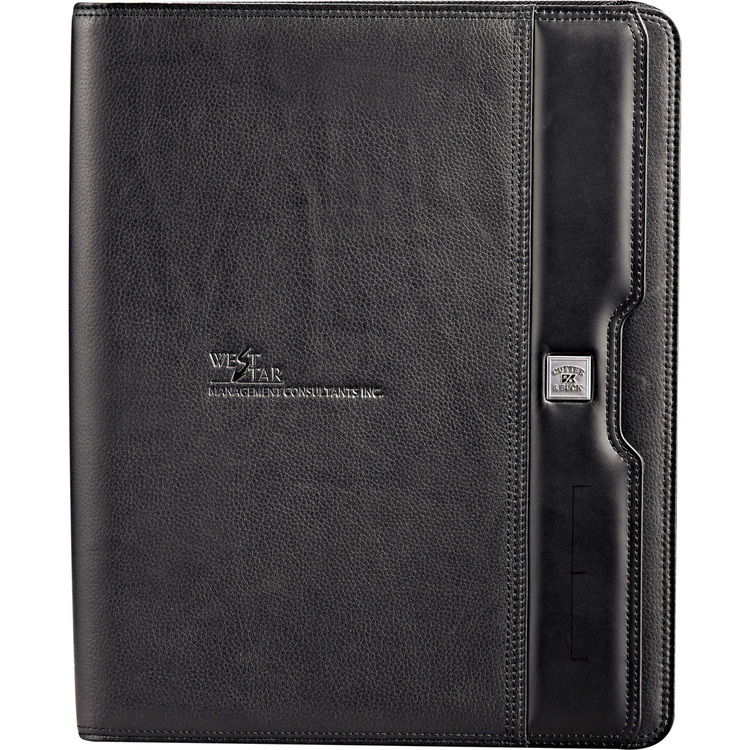Cutter & BuckPerformance Zippered Padfolio