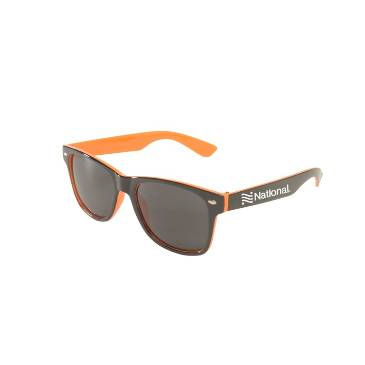 Miami Two-Tone Sunglasses
