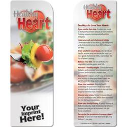 Bookmark - Healthy Heart