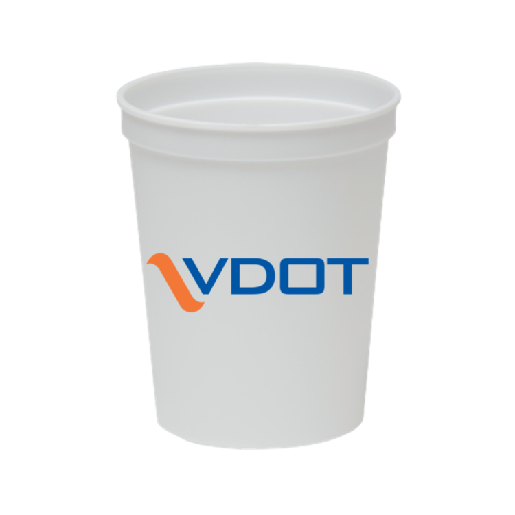 16 oz. Smooth Squat Stadium Cup