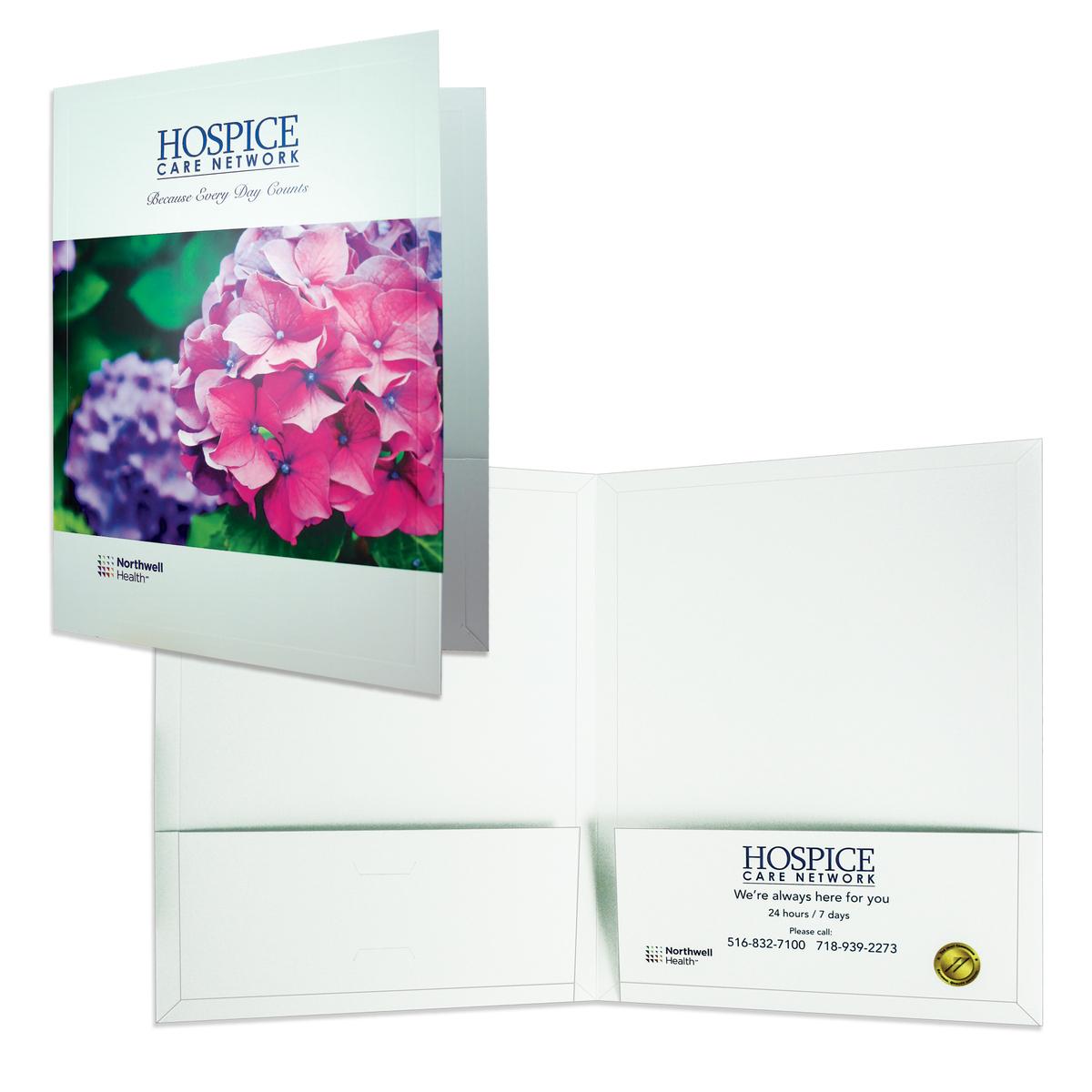 Conformer Expansion Folder Printed in Full Color
