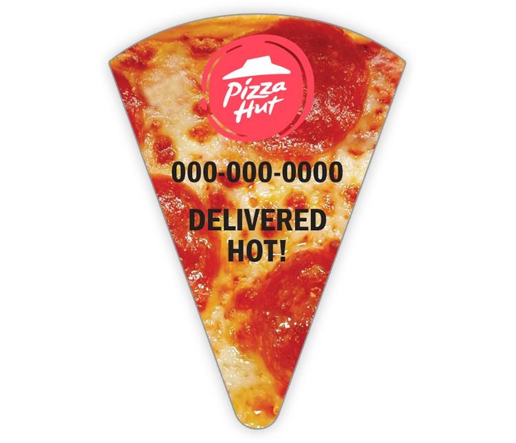 Pizza Hut Slice Magnet - Pepperoni
