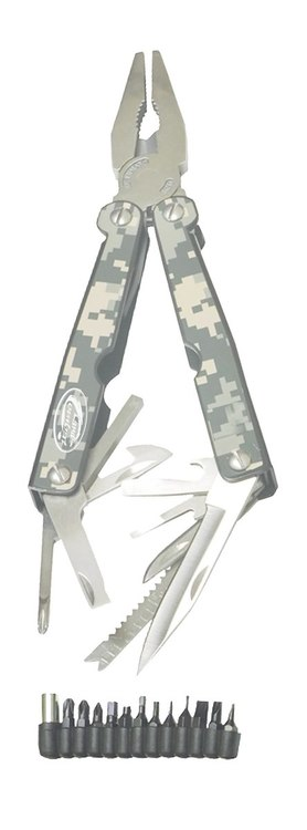 Infantry Series™ Camouflage Multi-Tool