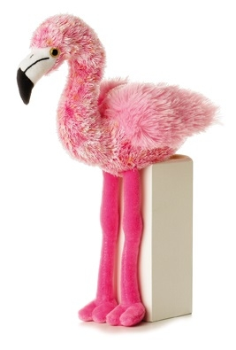 8 5 Plush Pink Flamingo 31192
