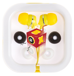 Extended Base Ear Phones - phone accessories
