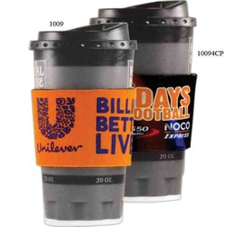 Hot Coffee Cup Beverage Insulator / Holder Sleeve