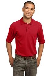 JERZEES - 6.5-Ounce Pique Knit Sport Shirt.