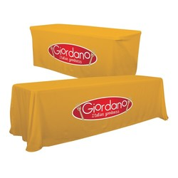 8' Convertible Table Throw (Full-Color Thermal Imprint)