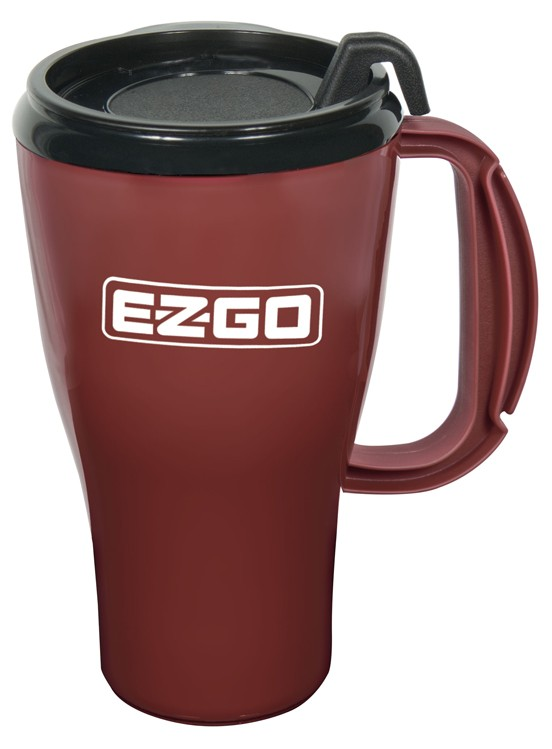Omega Mug - Travel Mug